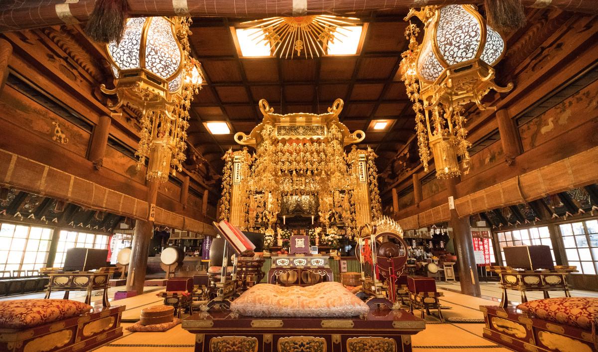 清雲寺本堂